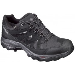 Salomon Effect GTX W phantom/black 393566 dámské nízké nepromokavé boty
