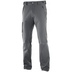 a9cdd9e5e1ce Salomon Wayfarer Pant M forged iron 393133 pánské lehké turistické kalhoty