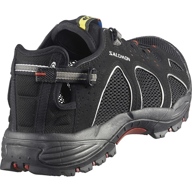 ... Salomon Techamphibian 3 black flea 128478 pánské sandály i do vody (5)  ... 127d8dcfe1