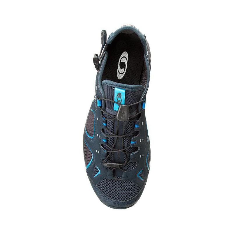 2a4d7041864 ... Salomon Techamphibian 3 deep blue autobahn 356783 pánské sandály i do  vody (3) ...