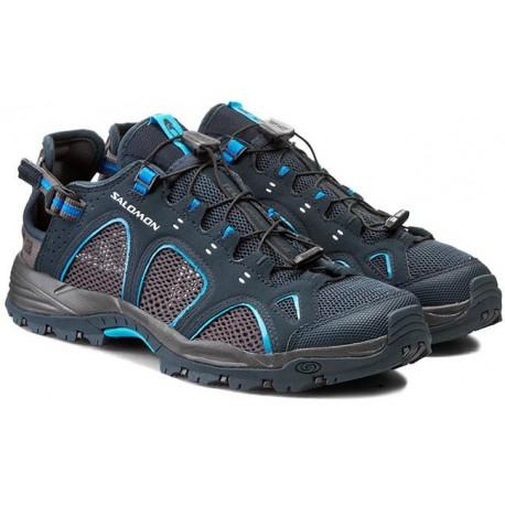 Salomon Techamphibian 3 deep blue autobahn 356783 pánské sandály i do vody  (5) 011e2e7b42