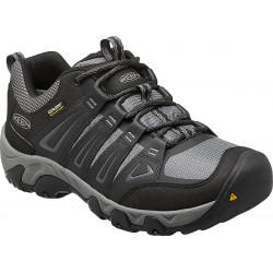 Keen Oakridge WP M magnet/gargoyle pánské nízké nepromokavé boty