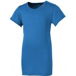 Progress Micro Sense MS NKRD středně modrá dětské funkční tričko s krátkým rukávem