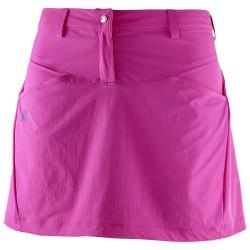 Salomon Wayfarer Skirt W rose violet 393902 dámská lehká softshellová sukně