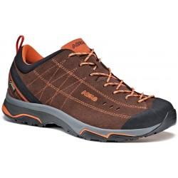 Asolo Nucleon GV MM GTX root/arabesque pánské nízké nepromokavé kožené boty (7)