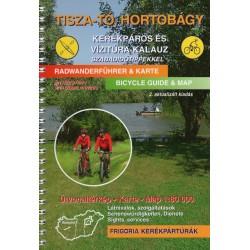 Frigoria Tisza-tó/Tisa, Hortobágy 1:80 000 cykloprůvodce