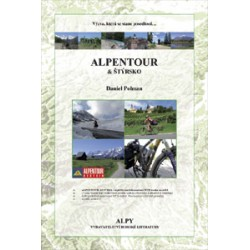 Alpy Alpentour a Štýrsko cykloprůvodce