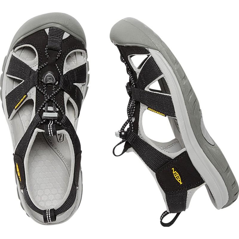 3f5394c9605 ... Keen Venice H2 W black neutral gray dámské outdoorové sandály i do vody  (2 ...