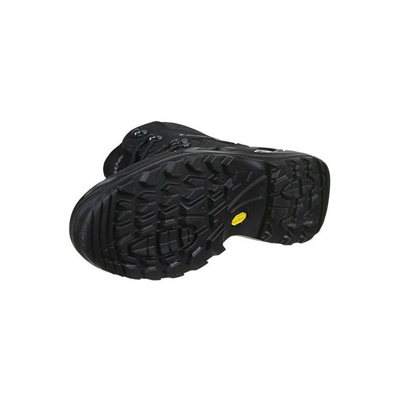 92cb7fca041 ... Lowa Renegade GTX Mid black black pánské nepromokavé kožené trekové boty  2 ...