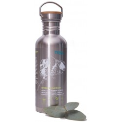 Teal Sport Function 1l nerezová láhev prací gel z mýdlových ořechů na funkční textil