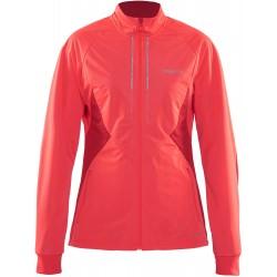 Craft Storm Jacket 2.0 Women 2801 Panic 1904257 dámská větruodolná bunda/mikina