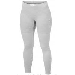 Craft Warm Wool W grey 1902859-1960 dámské spodky dlouhá nohavice Merino vlna