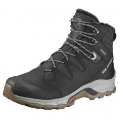 Salomon Quest Winter GTX Phantorm/Black/Vapor blue 398547 pánské zimní nepromokavé boty