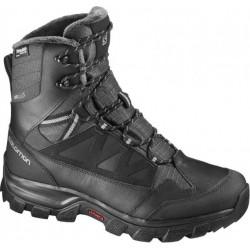 Salomon Chalten TS CSWP black/asphalt/pewter 391731 pánské zimní nepromokavé boty