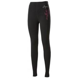 Progress Eco E SDNZ černá/červená, model 2018 dámské spodky dlouhá nohavice