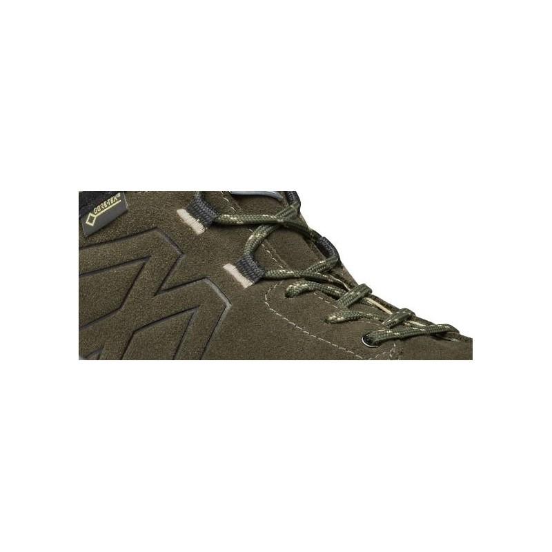... Garmont Santiago Low GTX M olive green beige pánské nízké nepromokavé  kožené boty (7 ... d526f954388