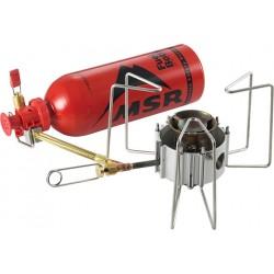 MSR DragonFly Combo benzínový vařič + palivová láhev