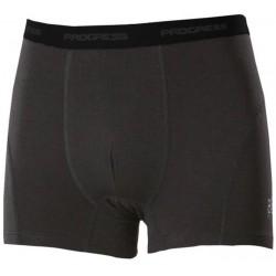 Progress Eco E SKN černá pánské spodky krátká nohavice bambus