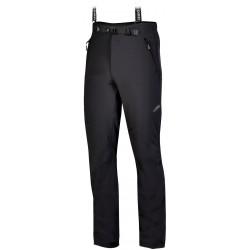 Direct Alpine Trek 2.0 black pánské softshellové kalhoty Soft Shell 4way Tex