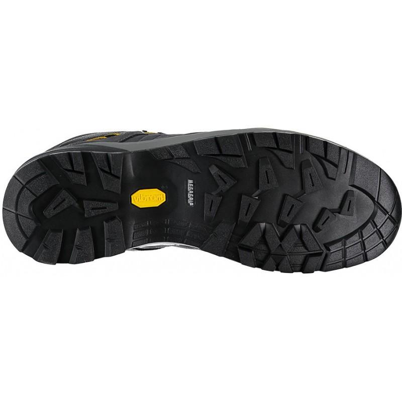... Garmont Santiago GTX M dark grey yellow pánské nepromokavé kožené  trekové boty (10) ... 2acf931a42