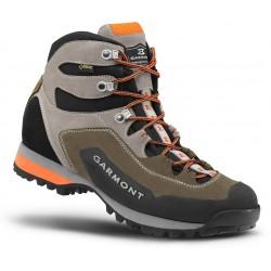 Garmont Dragontail Hike GTX brown orange pánské nepromokavé kožené trekové  boty fd40a971cc8