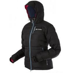 Sir Joseph Mesona Lady černá dámská nepromokavá zimní péřová bunda Exel Dry Stream