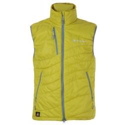 Sir Joseph Vertin Vest Man citrusová pánská lehká vlněná vesta Tyrolská vlna (1)