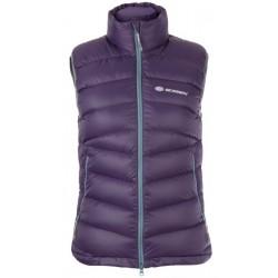 Sir Joseph Topaz Vest Lady fialová dámská péřová vesta
