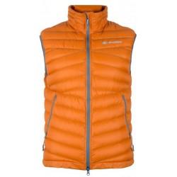 Sir Joseph Apris Vest Man oranžová pánská lehká péřová vesta