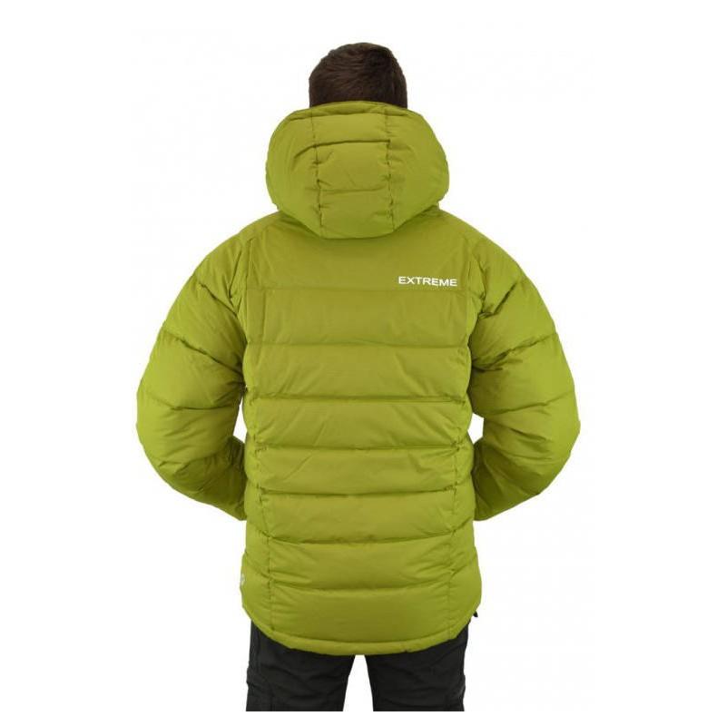... Husky Heral M zelená pánská zimní péřová bunda 1 ... 03fae00156