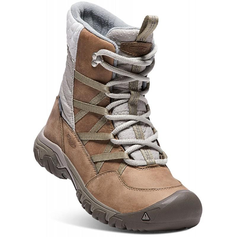 1848431f95f ... Keen Hoodoo III Lace Up WP W coconut plaza taupe dámské zimní  nepromokavé boty ...