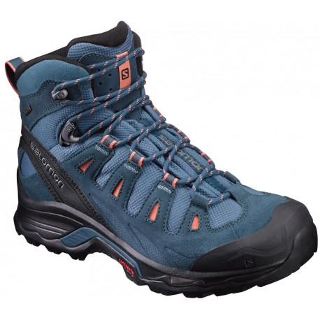 Salomon Quest Prime GTX W mallard blue 392929 dámské nepromokavé trekové boty