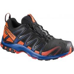 Salomon XA Pro 3D GTX LTD black/scarlet ibis 401772 pánské nepromokavé běžecké boty