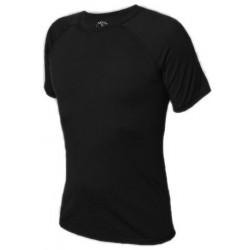 Jitex BoCo Ibiz 903 TSS černá pánské triko krátký rukáv Merino vlna