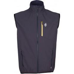 High Point Drift Vest carbon pánská softshellová vesta