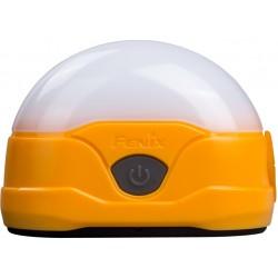 Fenix CL20R žlutá kempingová svítilna