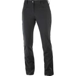Salomon Wayfarer LT Pant W black 402187 dámské lehké turistické kalhoty
