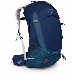 Osprey Stratos 34l II M/L eclipse blue turistický batoh