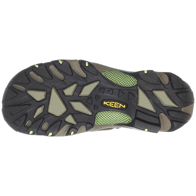 ... Keen Arroyo II W chocolate chip sap green dámské kožené outdoorové  sandály 6 0800b333fa