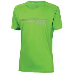 Progress Maniac zelená pánské triko krátký rukáv