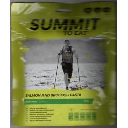 Summit To Eat Losos s těstovinami a brokolicí 1 porce expediční strava