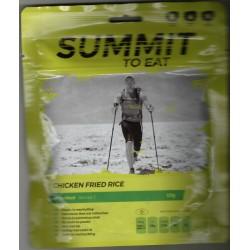 Summit To Eat Smažená rýže s kuřecím masem 1 porce expediční strava