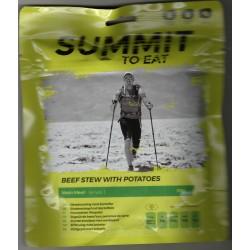 Summit To Eat Dušené hovězí ve vlastní šťávě s bramborem 1 porce expediční strava