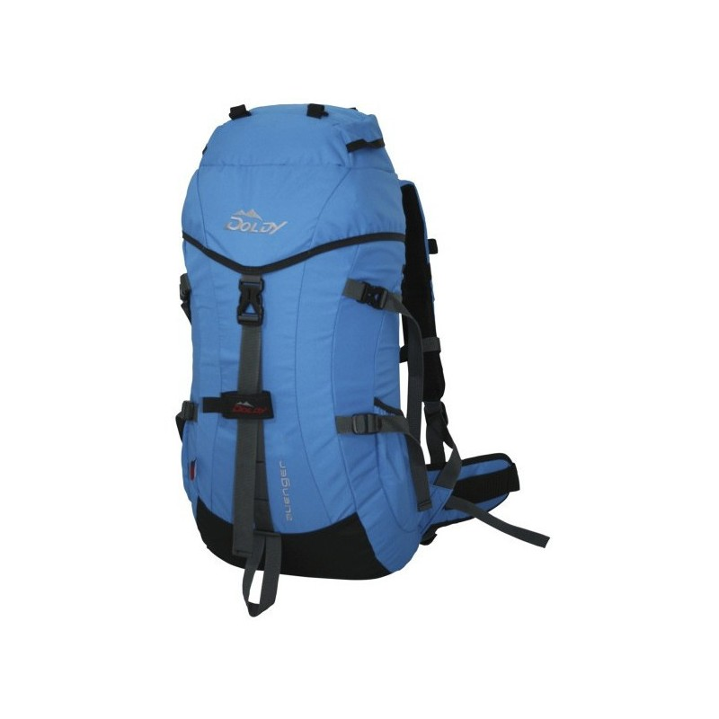 dd4b13a67b Doldy Avenger 40l modrá turistický batoh ...