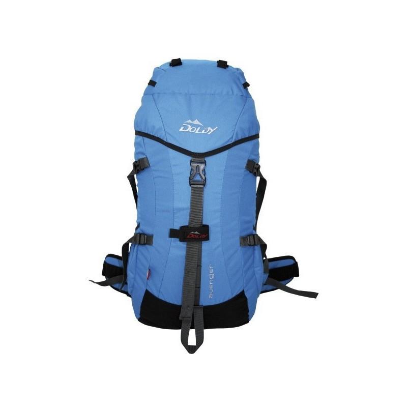 dcaabd0324 ... Doldy Avenger 40l modrá turistický batoh (1) ...
