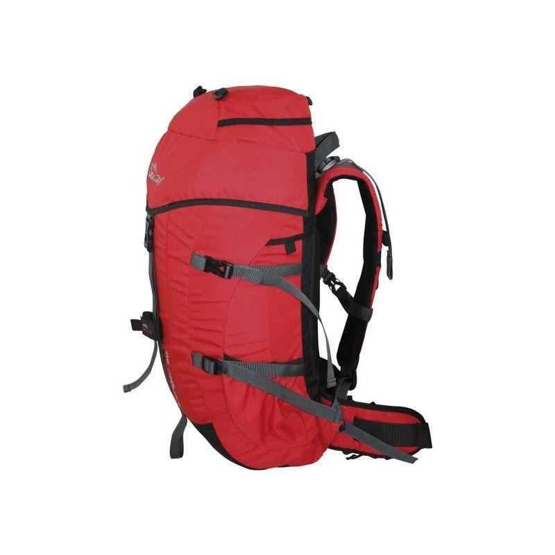 ffa78743e4 ... Doldy Avenger 40l červená turistický batoh (1) ...
