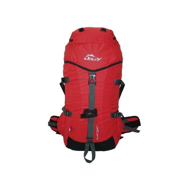 ... Doldy Avenger 40l červená turistický batoh (2) ... 237e8c1810