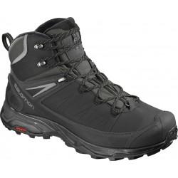 Salomon X Ultra Mid Winter CS WP black/phantom 404795 pánské zimní nepromokavé boty