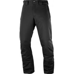 Salomon Stormpunch Pant M black 404436 pánské nepromokavé zimní lyžařské kalhoty