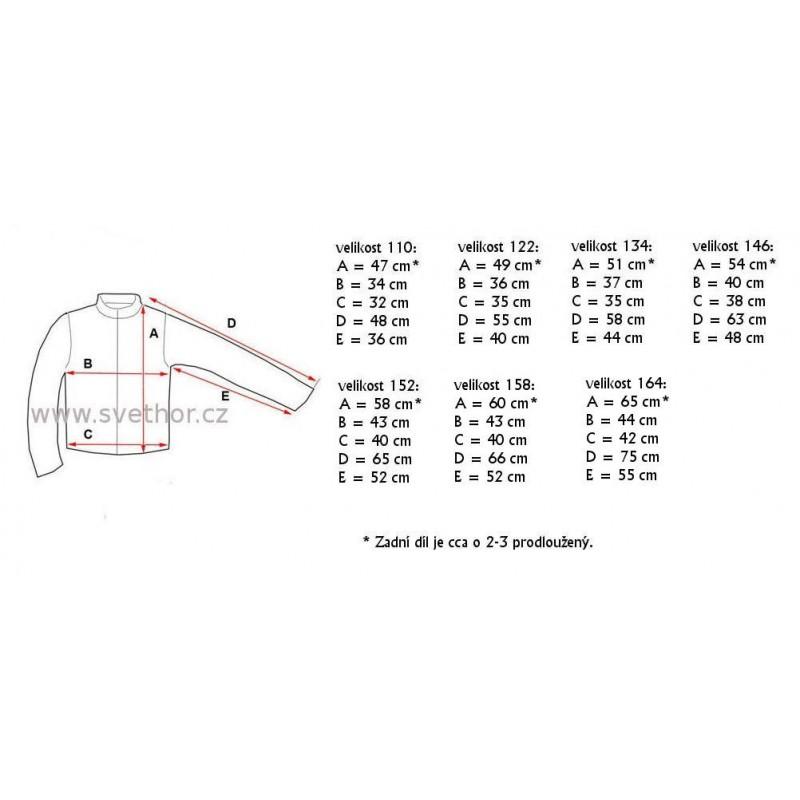 ... Kilpi Rigana-JG růžová dětská fleecová mikina (2) 4de86b5bcc